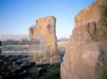 Favignana, Egadi Islands, Sicily, Italy, Mediterranean, Europe