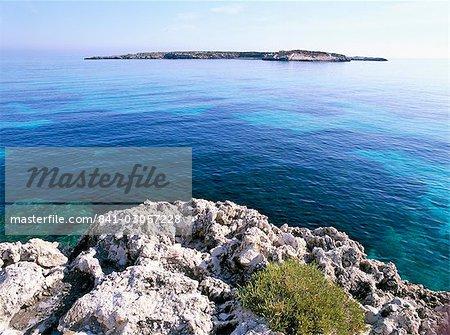 Favignana Island, Egadi Islands, Sicily, Italy, Mediterranean, Europe