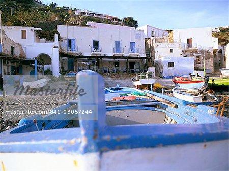 Lipari Island, Eolian Islands (Aeolian Islands), UNESCO World Heritage Site, Italy, Mediterranean, Europe