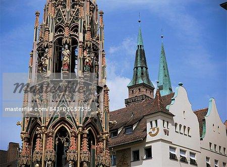 Nuremberg, Bavaria, Germany, Europe