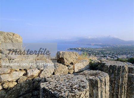 Solunto, Sicily, Italy, Mediterranean, Europe