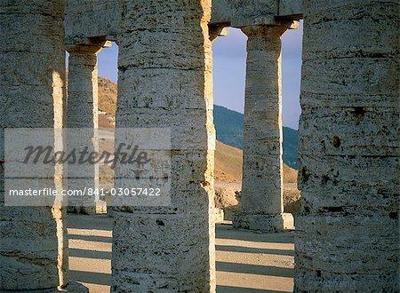 Segesta, Sicily, Italy, Europe