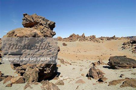 Teide National Park, Tenerife, Canary Islands, Spain, Atlantic, Europe
