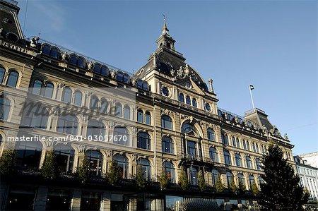 Magazins du Nord, Kongens Kytorv Square, Copenhagen, Denmark, Scandinavia, Europe