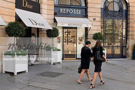 Place Vendome, Paris, France, Europe
