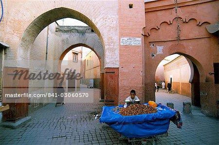 Souk, Marrakech (Marrakesh), Morocco, North Africa, Africa
