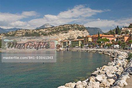 Torbole, Lake Garda, Trento, Italy, Europe