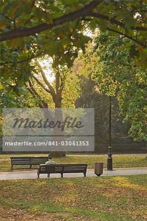 Autumn, Hyde Park, London, England, United Kingdom, Europe
