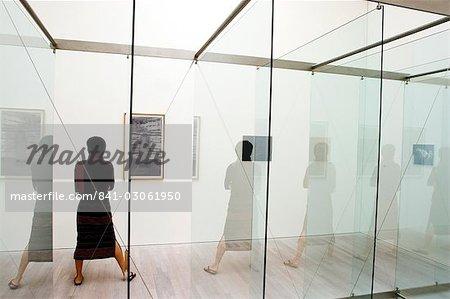 Art exhibition at the K20 Kunstsammlung am Grabbeplatz art museum, Dusseldorf, North Rhine Westphalia, Germany, Europe