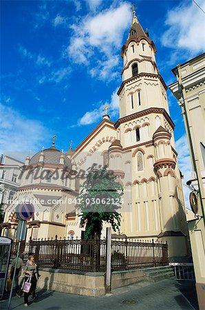 Church, Vilnius, Lithuania, Baltic States, Europe