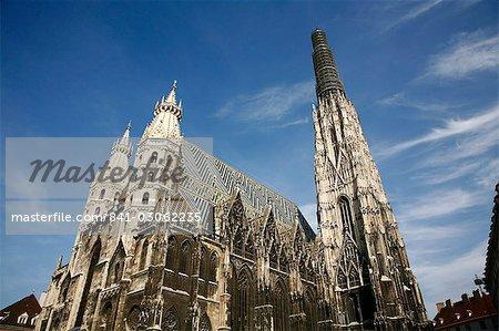 St. Stephen's Cathedral, Vienna, Austria, Europe