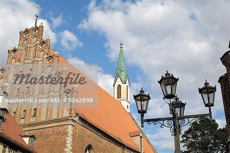 St. Johns Church, Riga, Latvia, Baltic States, Europe