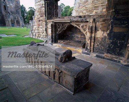Elgin cathedral, Elgin, Morayshire, Scotland, United Kingdom, Europe