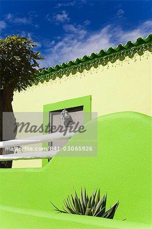 House in Pampatar City, Isla Margarita, Nueva Esparta State, Venezuela, South America