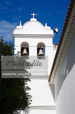 Bell Tower, Santuario Santisimo Cristo Del Buen Viaje, Pampatar City, Isla Margarita, Nueva Esparta State, Venezuela, South America