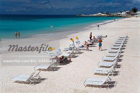 Carlisle Bay Beach, Bridgetown, Barbados, West Indies, Caribbean, Central America