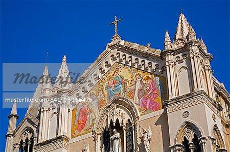 S. Maria di Pompei church, Messina, Sicily, Italy, Europe