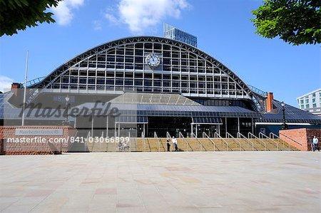 Gmex Centre, Manchester Central, Manchester, England, United Kingdom, Europe