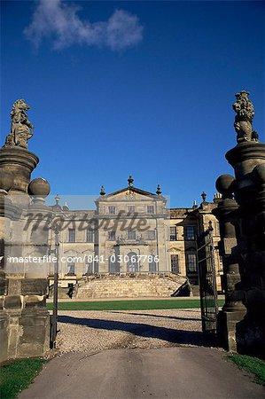 Duncombe Park Hall, Helmsley, Yorkshire, England, United Kingdom, Europe