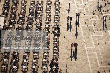St. Mark's Square, Venice, Veneto, Italy, Europe