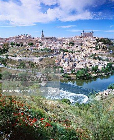 Toledo, Castilla La Mancha (New Castile), Spain, Europe