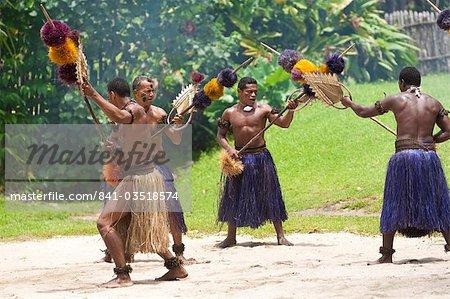 Polynesian Cultural Center, Viti Levu, Fiji, South Pacific, Pacific