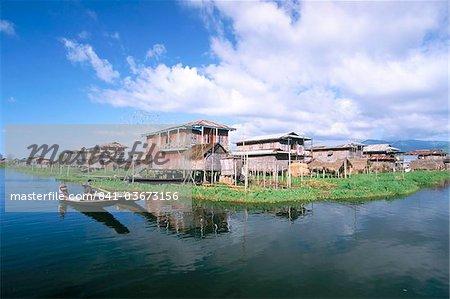 Inle Lake, Shan State, Myanmar (Burma), Asia