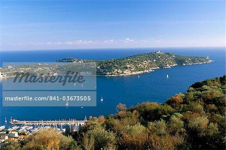 Cap Ferrat, Cote d'Azur, Alpes-Maritimes, Provence, French Riviera, France, Mediterranean, Europe