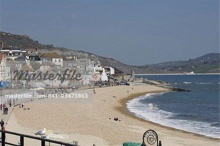 Lyme Regis, Dorset, England, United Kingdom, Europe