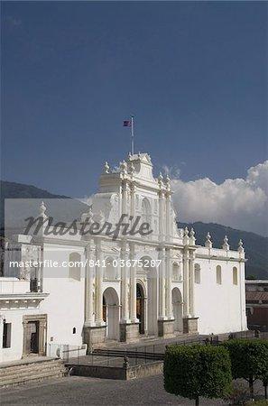 The Cathedral of San Jose, Antigua, UNESCO World Heritage Site, Guatemala, Central America