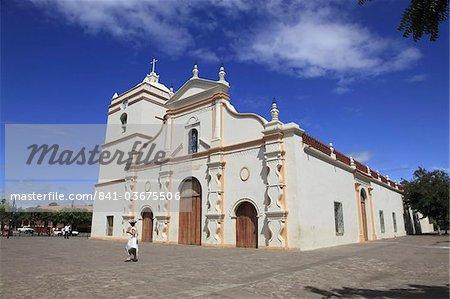 Parroquia de La Asuncion, Masaya, Nicaragua, Central America