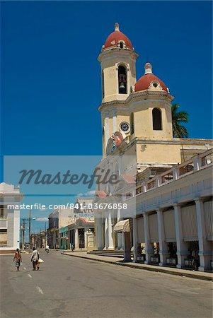 Catedral de la Purisima Concepcion, Cienfuegos, UNESCO World Heritage Site, Cuba, West Indies, Caribbean, Central America