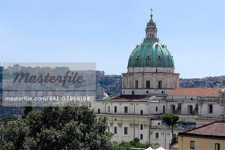 Santa Maria della Sanita, Naples, Campania, Italy, Europe