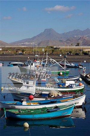 Las Galletas, Tenerife, Canary Islands, Spain, Atlantic, Europe