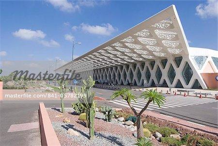Menara Airport, Marrakech, Morocco, North Africa, Africa