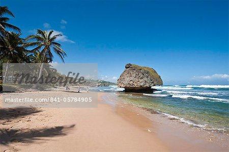 Bathsheba Beach, Barbados, Windward Islands, West Indies, Caribbean, Central America