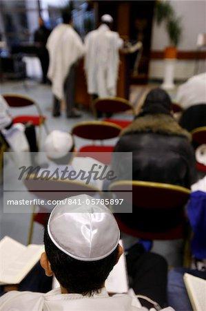 Bar Mitzvah celebration, Paris, France, Europe