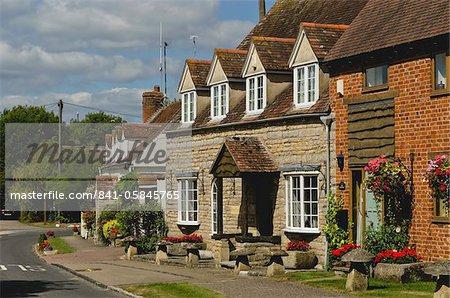 Village of Bidford on Avon, Warwickshire, England, United Kingdom, Europe