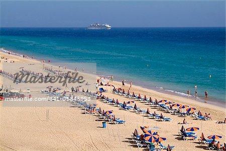 Jandia Playa, Fuerteventura, Canary Islands, Spain, Atlantic, Europe
