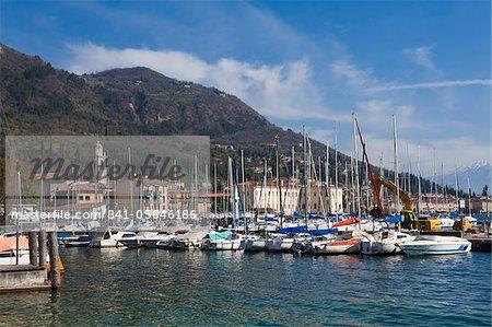 Salo, Lake Garda, Lombardy, Italian Lakes, Italy, Europe