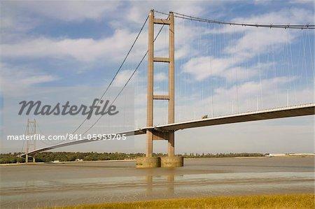 Humber Bridge, Humberside, England, United Kingdom, Europe