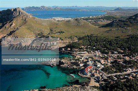Cala de San Vicente, Mallorca, Balearic Islands, Spain, Mediterranean, Europe