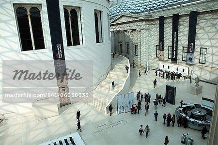 Foyer Museum London : Entrance foyer british museum london england united kingdom