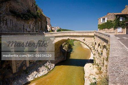 Vaison La Romaine, Provence, France, Europe