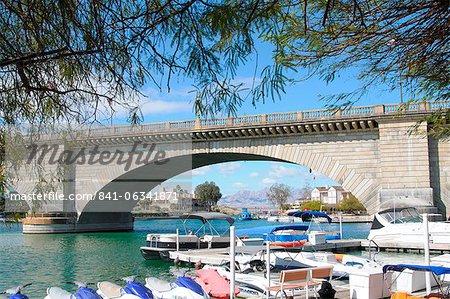 London Bridge, Lake Havasu City, Arizona, United States of America, North America