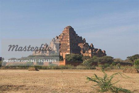 Dhammayangyi Pahto, Bagan (Pagan), Myanmar (Burma), Asia