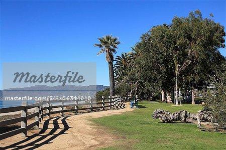 Palisades Park, Santa Monica, Los Angeles, California, USA