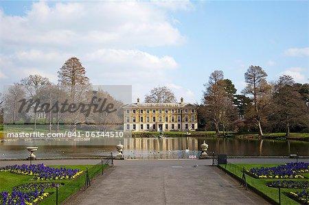 Museum No. 1, Royal Botanic Gardens, Kew, UNESCO World Heritage Site, London, England, United Kingdom, Europe
