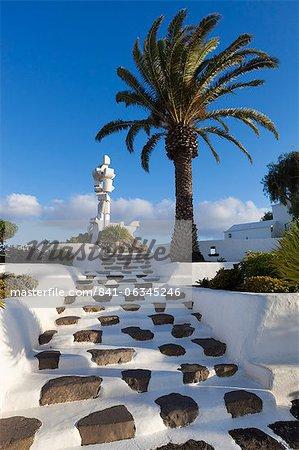 Monumento Al Campesino, La Casa Museo del Campesino, Mozaga, Lanzarote, Canary Islands, Spain