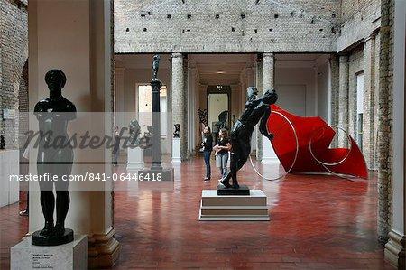 Pinacoteca do Estado (State Art Gallery), Sao Paulo, Brazil, South America